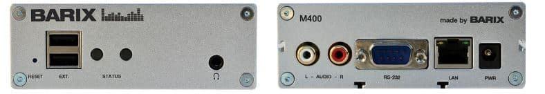 Barix Audio Point3.0 3