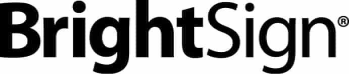 brightsign logo