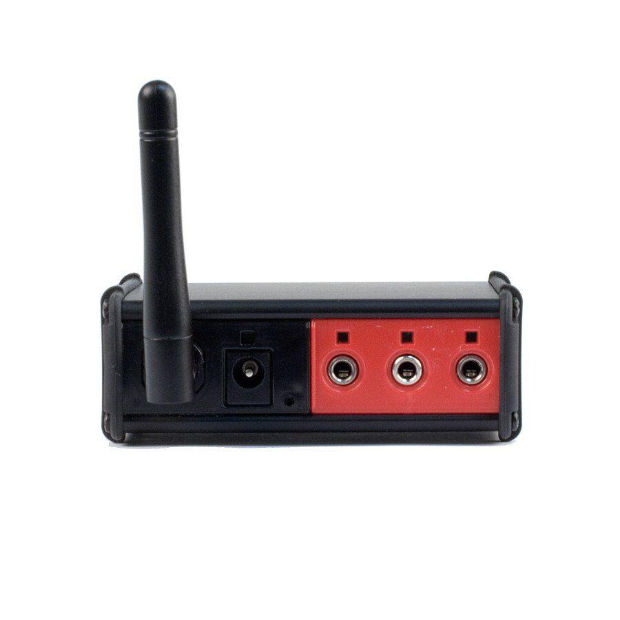 Extender pilota iTach WF2IR Wifi to IR: adapter sieciowy WiFi na podczerwień IR, WiFi, 3 porty IR (niezależne wybieralne wyjścia IR i wejścia czujników jack 3,5mm), 3 nadajniki IR, 1 blaster, kompaktowe wymiary, prosta konfiguracja i obsługa przez interfejs web. Zintegrowany IR Learner. Pozwala na integrację systemu sterowania dowolnych urządzeń sterowanych IR.