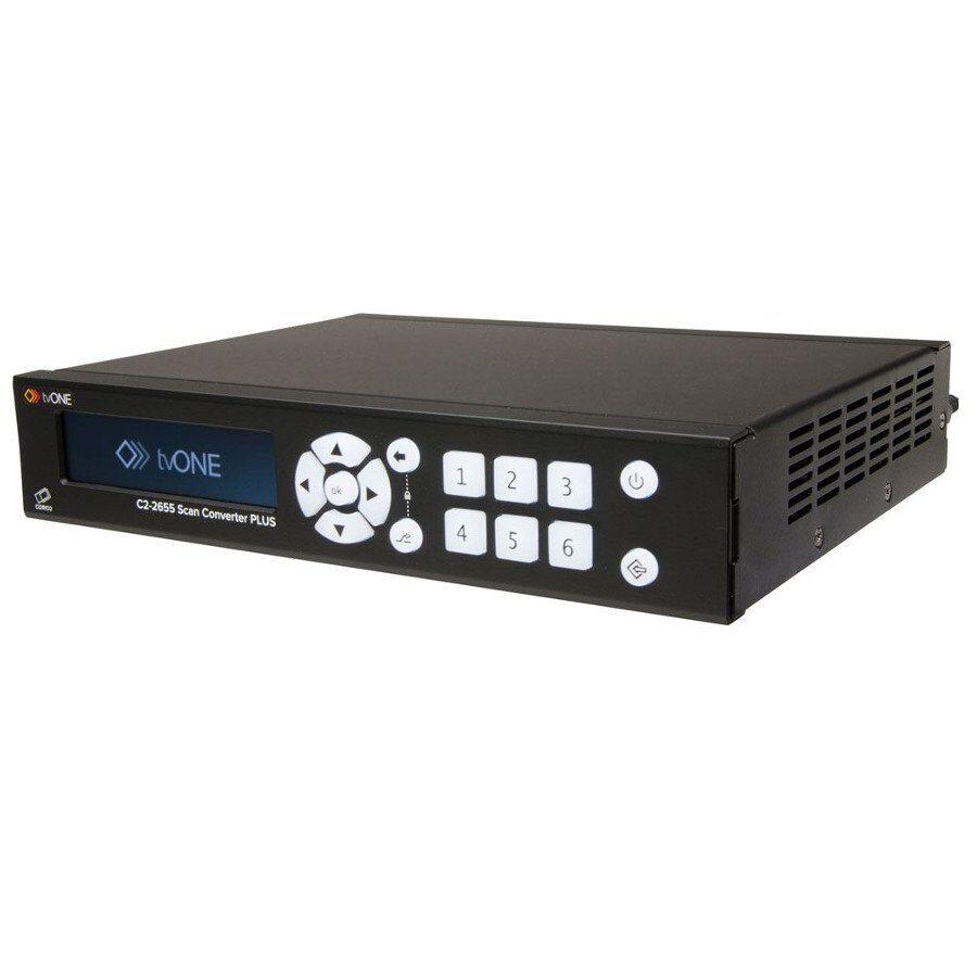 Konwerter sygnałów DVI-U, HDMI, CV, YC, RGB/YPbPr/YUV na konektorach HD-15, Scan-converter, Wyjścia: DVI-U, HDMI, CV, YC, RGB/YPbPr/YUV na konektorach HD-15, SDI. RS232
