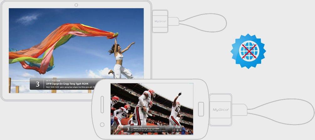 pt360 tuner do smartfona tabletu