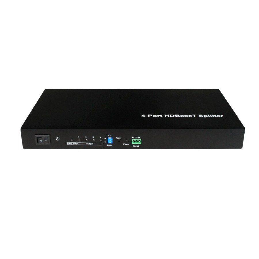 splitter rozdzielacz extender HDMI 4K 1x4