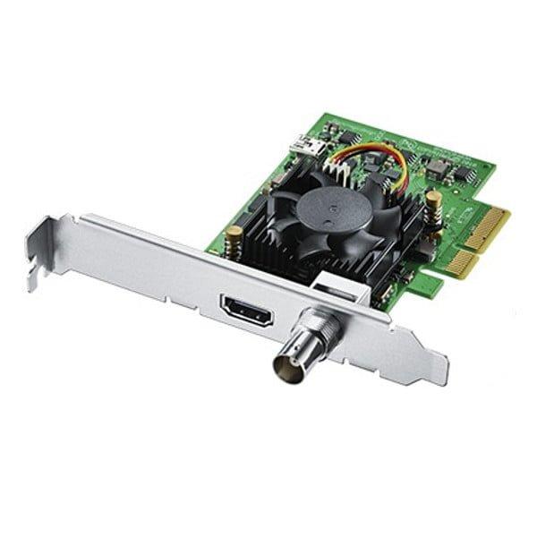 Mini grabber, rekorder w postaci karty PCI przechwytujący sygnały wideo ze źródeł HDMI i SDI. Maksymalna rozdzielczość 4K@30Hz. Tansfer bez kompresji.