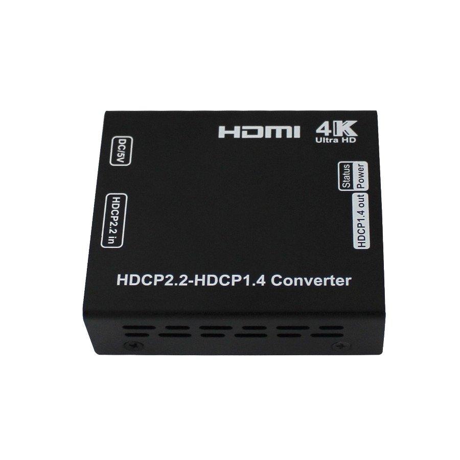 HDCP-remover usuwa HDCP 2.2 HDCP 1.4