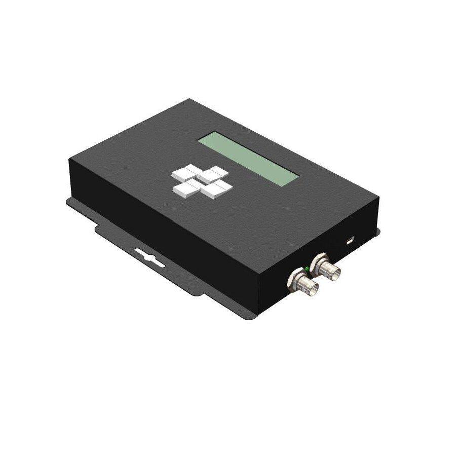 Generator wzorców SDI (12G / 6G / 3G / HD / SD). 8-kanałowy dźwięk AES 48KHz. Kalibracja obrazu, tester, EDH (RP-165), SMPTE 352M, SMPTE291M