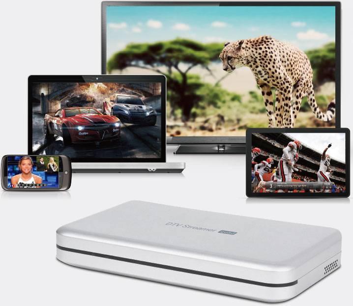 DTV Streamer quad 23