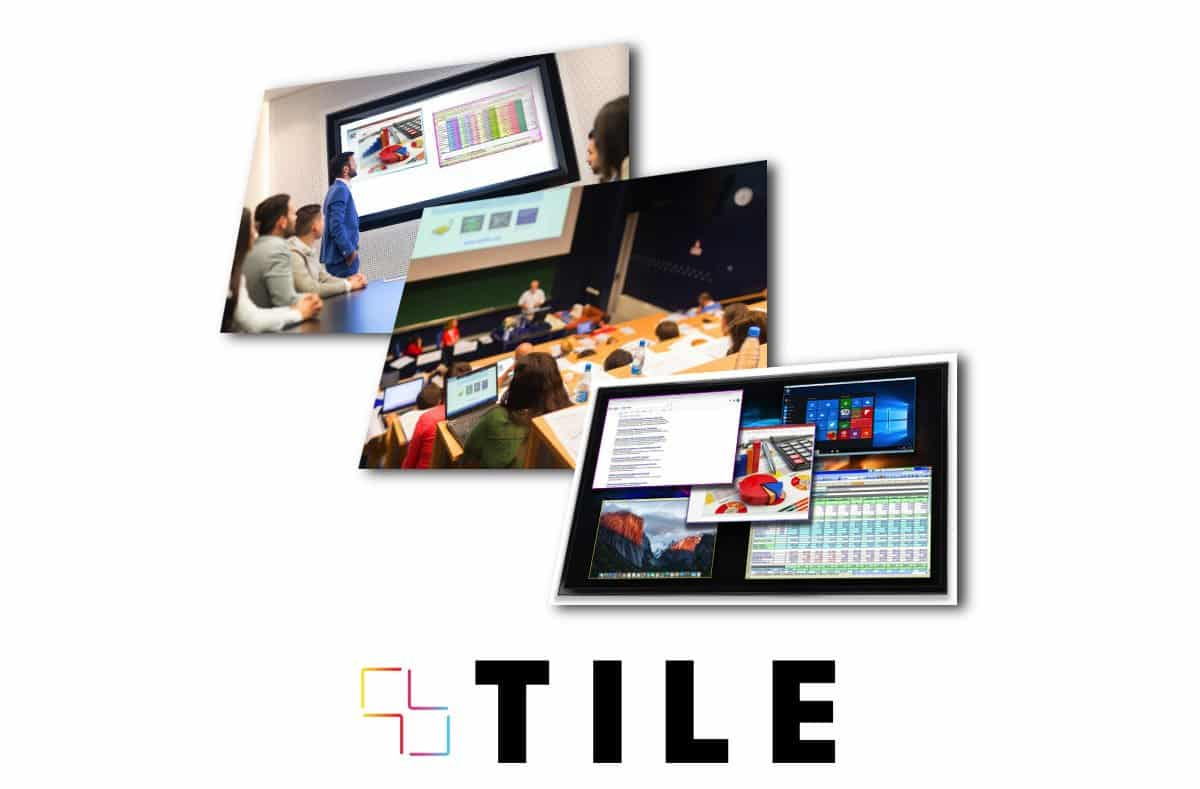 Tile – the newest wireless presentation system