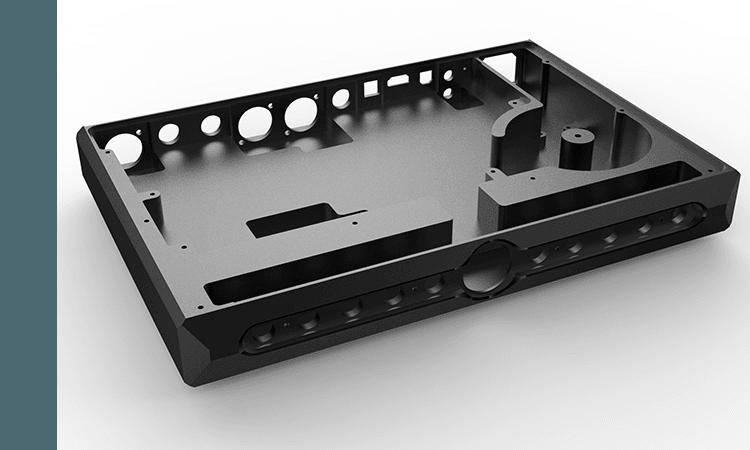 Matrix-x-sabre-pro-xsabre-audio-Widok-srebrny-silver-built-in-pre-amp-db