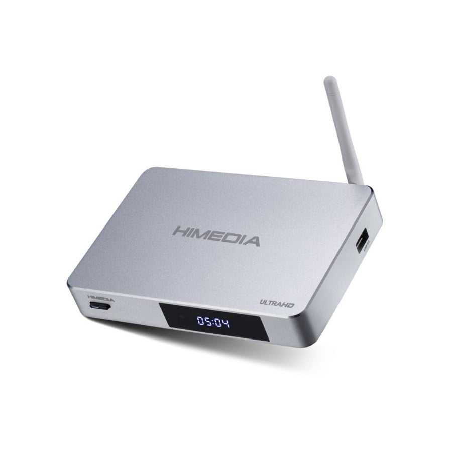 HiMedia Q5 Pro odtwarzacz sieciowy Android Smart TV Box Ultra HD 4K 60Hz HDR10 10bit Atmos DTS:X 3D-ISO BD ISO KODI 18