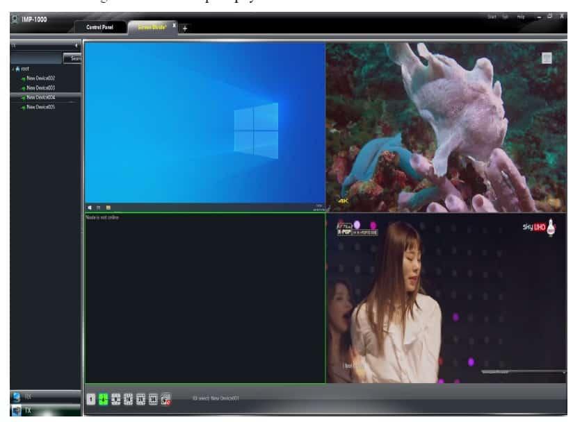 Extender HDMI KVM po IP, audio, USB (klawiatura i mysz), RS 232, IR na 120 m. H.265, H264 4K@30Hz Funkcje ściany wideo, multiviewera, matrycy, IGMP (wiele do wielu)