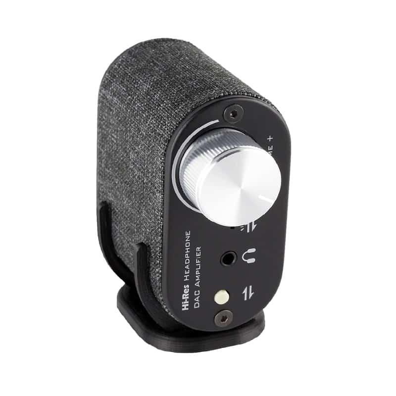 DAC headphone amplifier