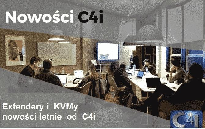 Extendery i KVMy