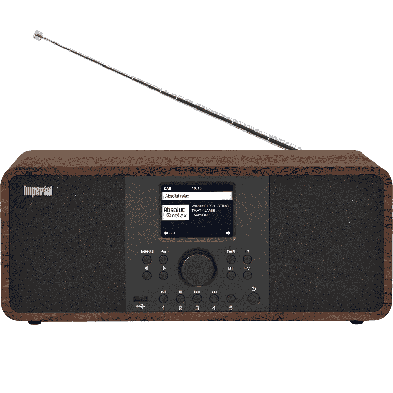radio internetowe hybrydowe DAB+ FM CD MP3 WMA AAC+ subwoofer 30W DABMAN LCD TFT main_front-view_01