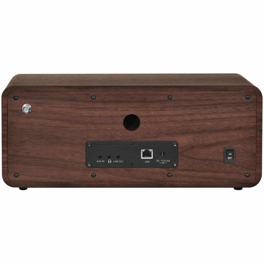 radio internetowe hybrydowe DAB+ FM CD MP3 WMA AAC+ subwoofer 30W DABMAN LCD TFT main_front-view_01