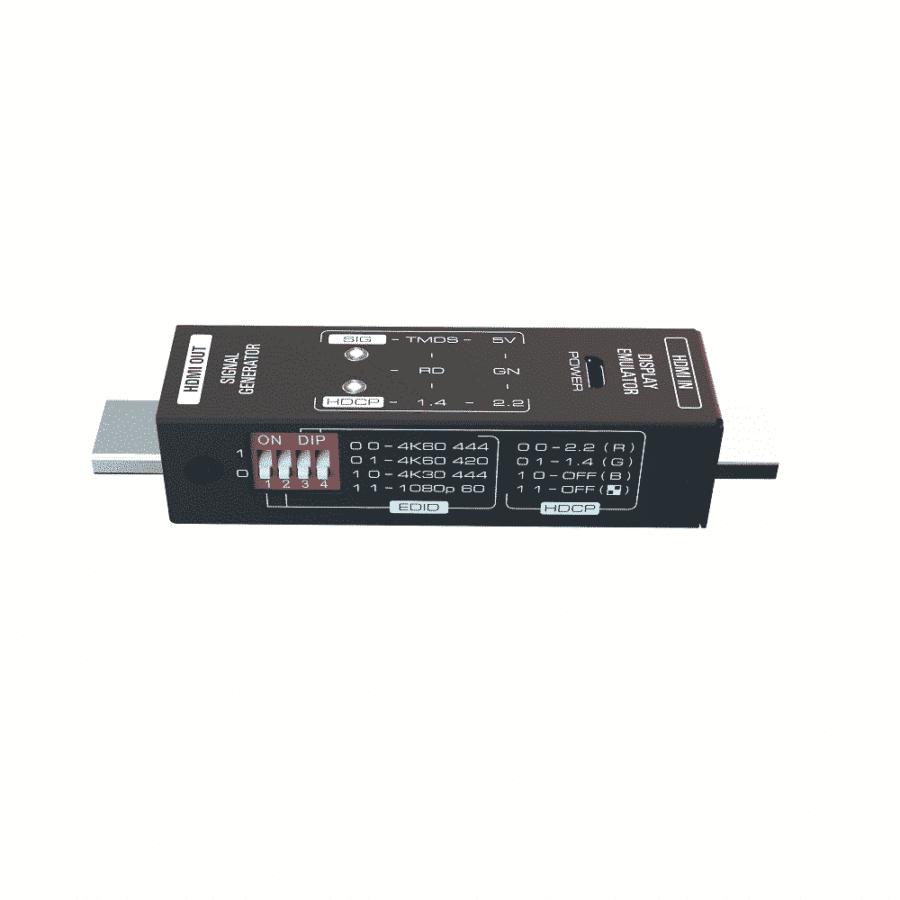 pocket HDMI tester generator emulator 4K FullHD