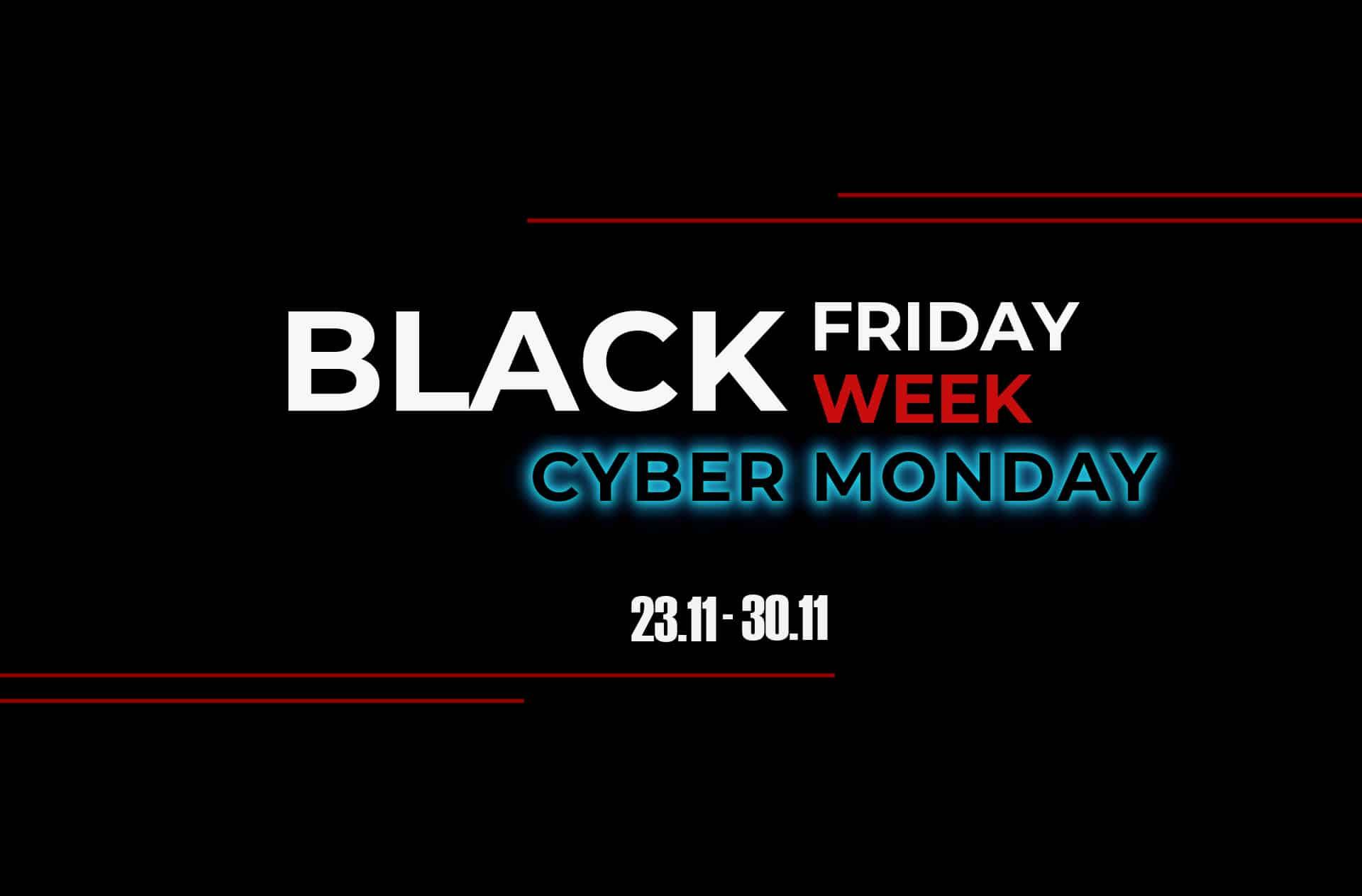 Mega promocje na Black Friday w C4i
