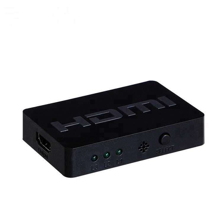 HDSW3-N2.0 switch HDMI 3x1